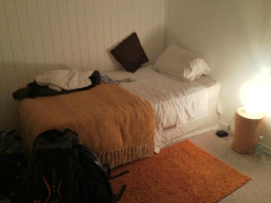Yaganhouse: Habitación single 