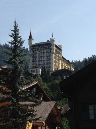 Gstaad Palace Hotel: che bello