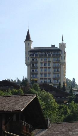 Gstaad Palace Hotel: Palace Gstaad