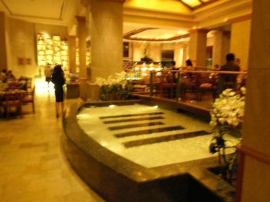 Grand Copthorne Waterfront Hotel: Lobby