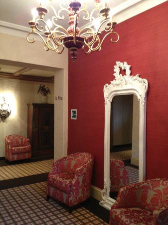 Gstaad Palace Hotel: wunderschön