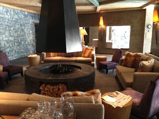 Gstaad Palace Hotel: Spa