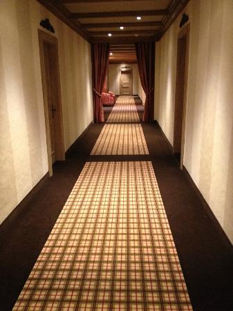 Gstaad Palace Hotel: 1 Etage