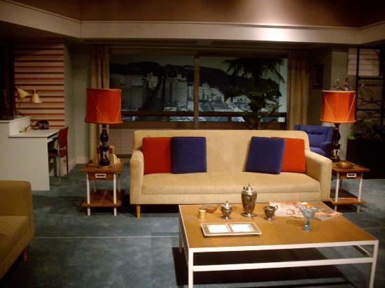 Lucille Ball Desi Arnaz Museum: Hollywood Hotel Set Part 91