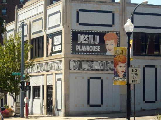 Street View Picture Of Lucille Ball Desi Arnaz Museum