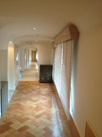 L'ea Bianca Luxury Resort: hallway