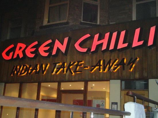 Green Chilli: we take pride in everything we do