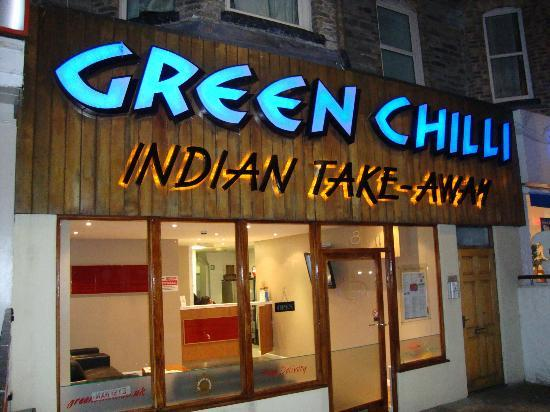 Green Chilli: great atmosphere,great service