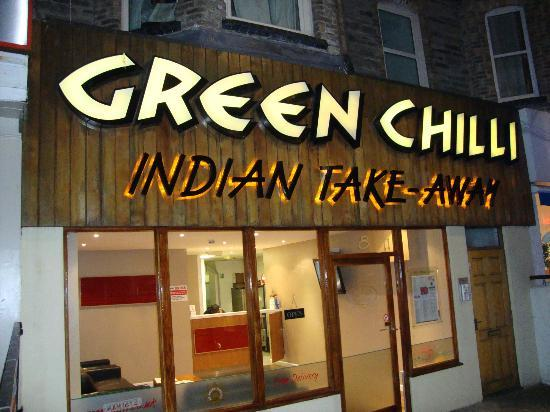 Green Chilli: first impression is the last impression