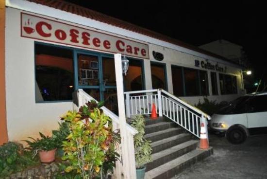 Coffee Care Saipan: Coffee Care Restaurant, Capital Hill, Saipan