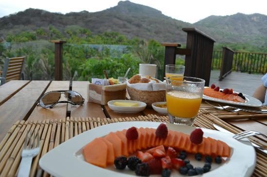 Imanta Resort: Desayuno