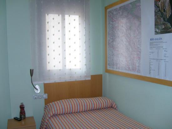 ESTANCIAS DEL EBRO: Habitación individual Río Jalón