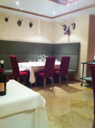 Hotel Somont: Sala colazione