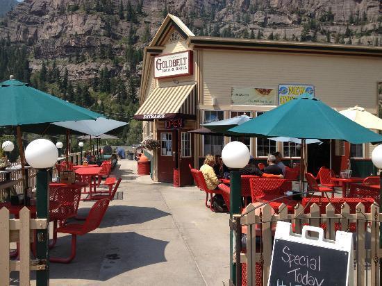 Gold Belt Bar and Grill: Goldbelt Bar & Grill
