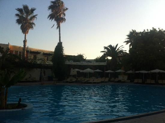 Apollon Hotel: Pool