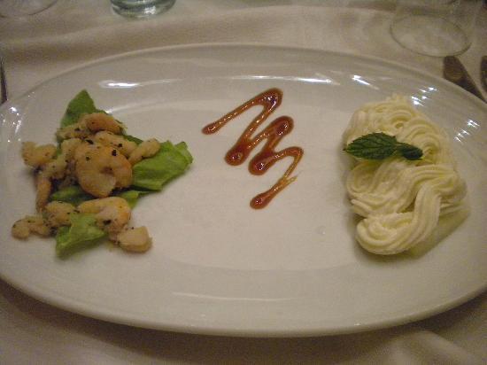 Aldiana Djerba Atlantide: buffet