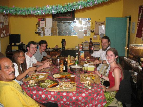 Casa del Mochilero: dinner