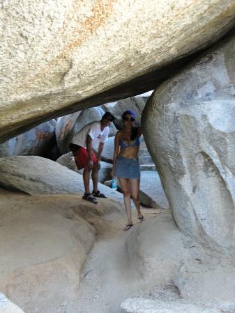 Ayo and Casibari Rock Formations: Ayo Rock Formation