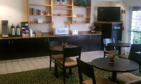 Extended Stay America - Indianapolis - West 86th St.: Breakfast Room