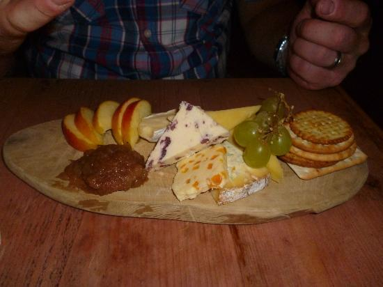 Bistro Jacques : Cheese Board