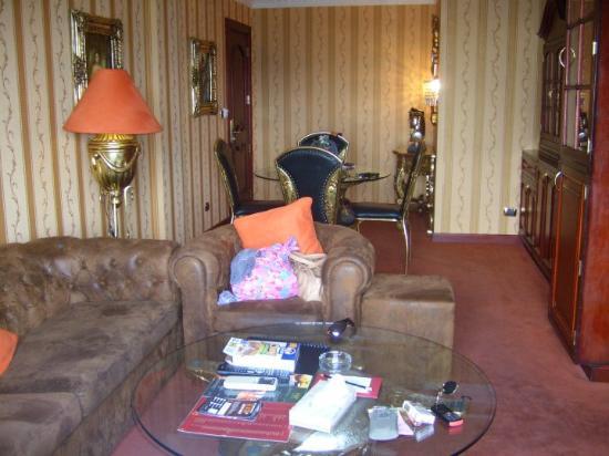 ABC Hotel: Room