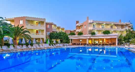 Atrion Resort Hotel Updated 2017 Prices Reviews Agia Marina Chania Crete Tripadvisor