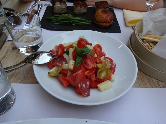 Mono Restaurant : Wrong salad but was nice