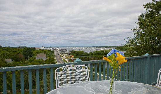 The Barrington Inn: Apartment 2 view