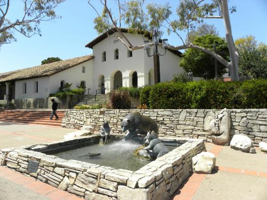 San Luis Obispo, Kalifornia: Facciata