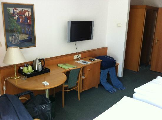 Best Western City Hotel Moran: Zimmer