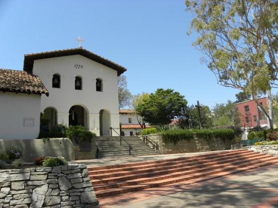 San Luis Obispo, CA: Facciata
