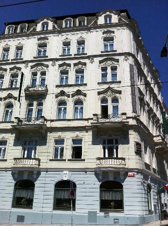 BEST WESTERN City Hotel Moran: Ansicht