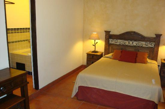 Hotel Meson del Valle: Quiet rooms