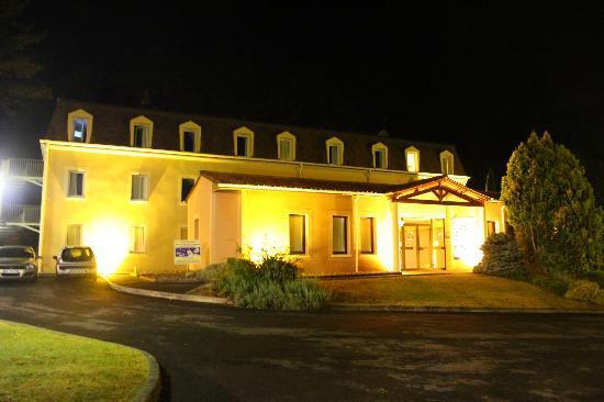 Hôtel Altica Sarlat: El exterior del hotel
