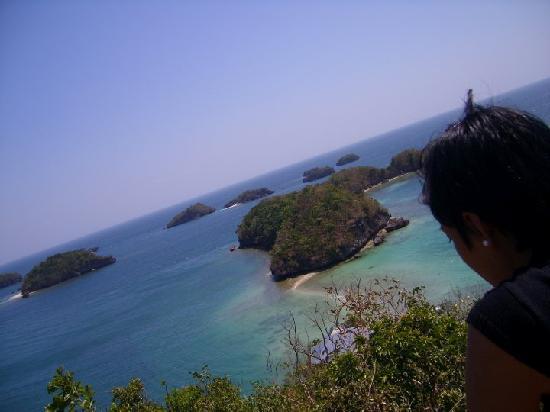 Hundred Islands National Park照片