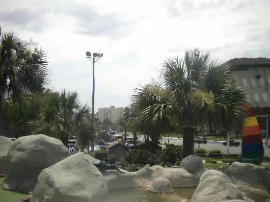 Coconut Creek Family Fun Park: view