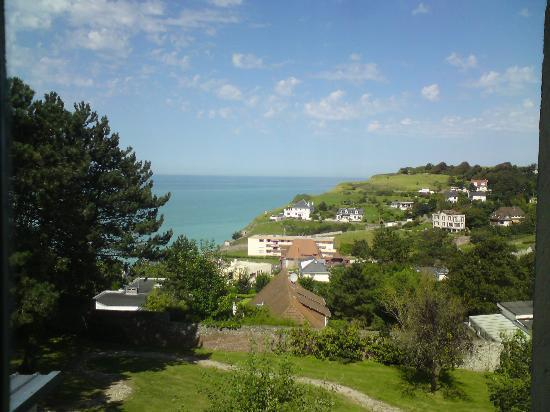 Auberge du Vieux Puits: The view from bedroom 4
