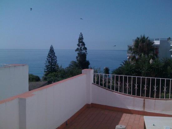 Hostal Residencia Mena: terrace