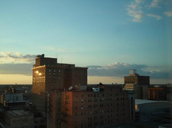Park Inn Toledo: 'View To The West' by Mr. Cross (c) August 2012