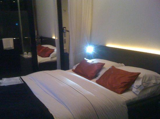 Park Hotel Amsterdam: Stanza