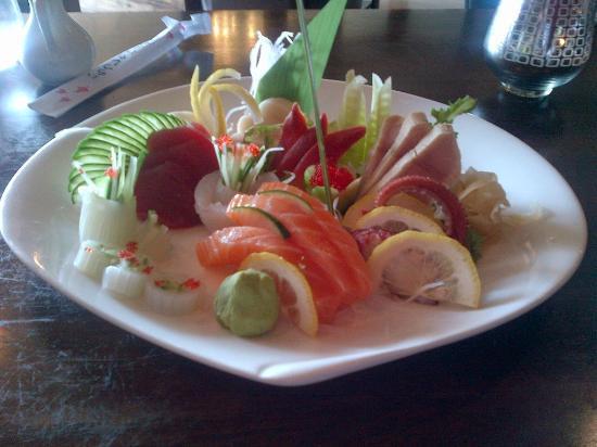 Hotei : Sashimi lunch
