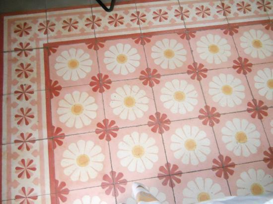 Barcelona Rooms: Mein Zimmerboden