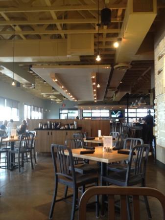 BLD Restaurant: inside view
