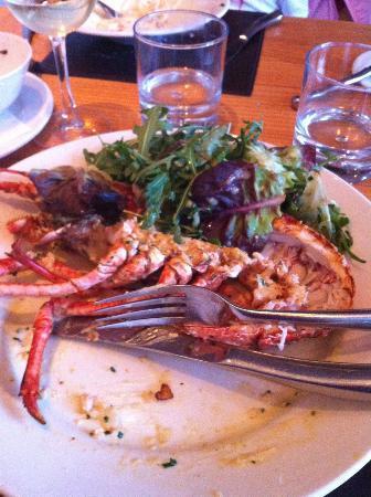 Alba Restaurant: Half Lobster