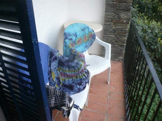 Hotel Port Lligat : Balcony