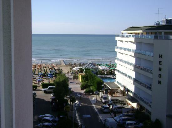 Hotel Margherita: Vista dalla camera