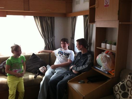Palins North Wales Holiday Park: ;) x