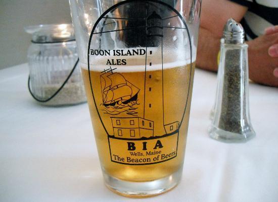 The Boon Island Ale House : Light Pale Ale