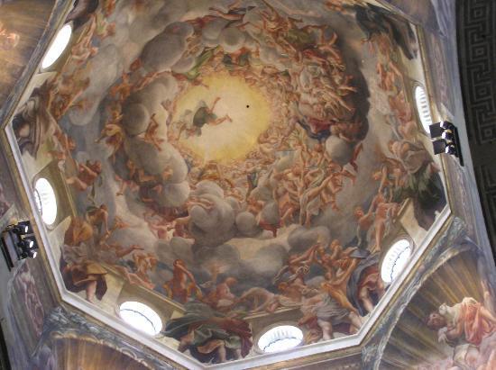 cupola: Assunzione della Vergine del Correggio - Picture ...