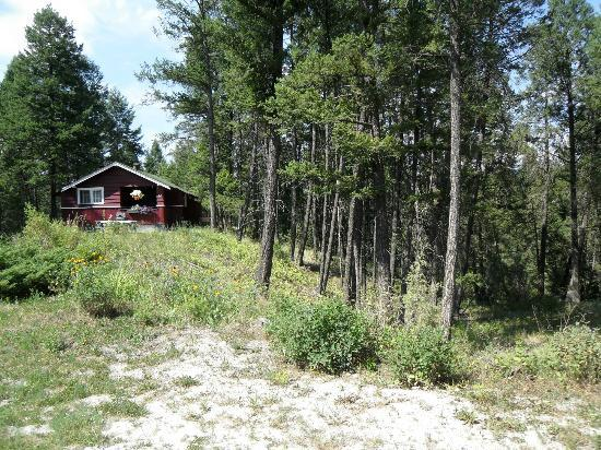 Fairmont Mountain Bungalows : Cabin #34